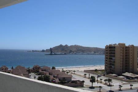 Depto Playa La Herradura, vista Mar - Coquimbo - Huoneisto