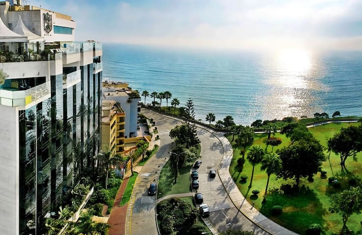 ENJOY LIMA BY THE BEACH!!! - Lima - Apartment