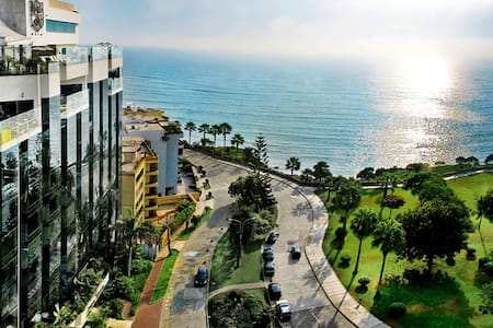 ENJOY LIMA BY THE BEACH!!! - Apartment
