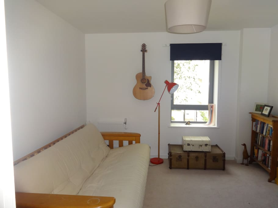 second bedroom come extra living space
