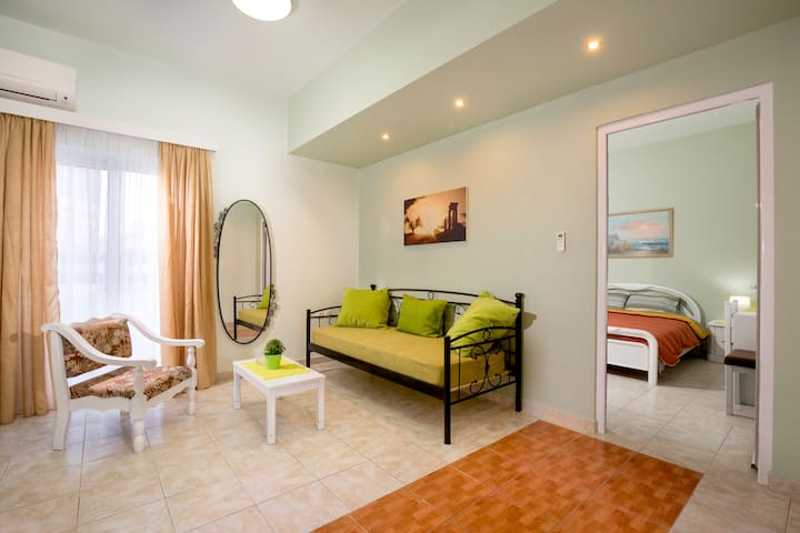 "centrally located  apart ""Iris"" - Faliraki"
