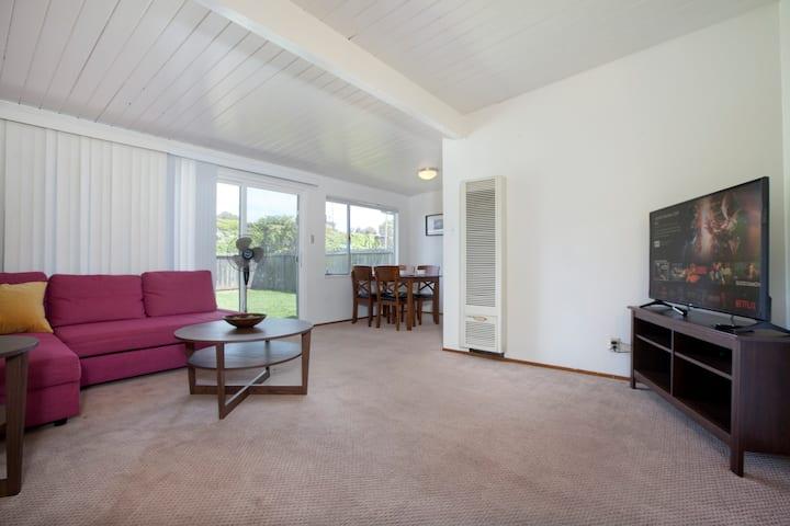 Plush Ultra 1 Bedroom Apartment (High Speed Wifi)