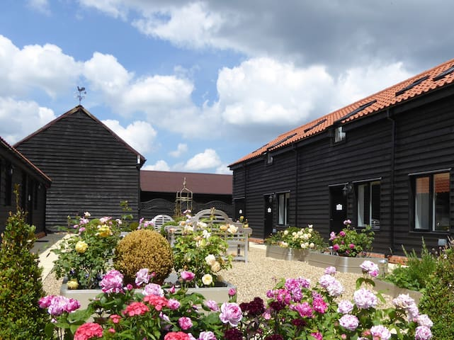 4* Family Cottage at Mollett's Farm - Benhall, Saxmundham - House
