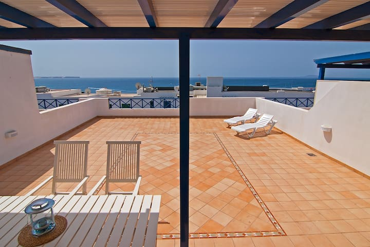Bocayna penthouse - Ocean view - Playa Blanca - Appartement