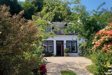 Vegan Bed & Breakfast | Ferghan Mhor