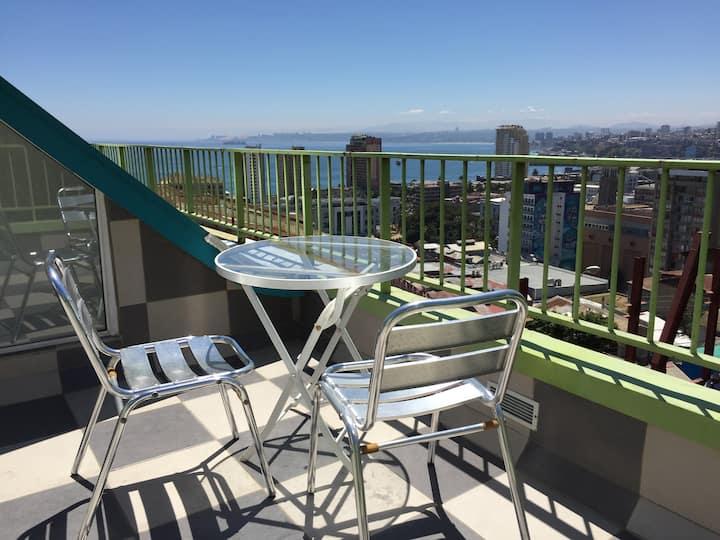 Duplex con la mejor vista, Cerro Bellavista