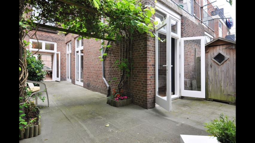 Apartment in The Hague nearby beach & city-center