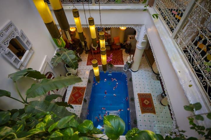 Authentique Riad Eloise Medina Marrakech