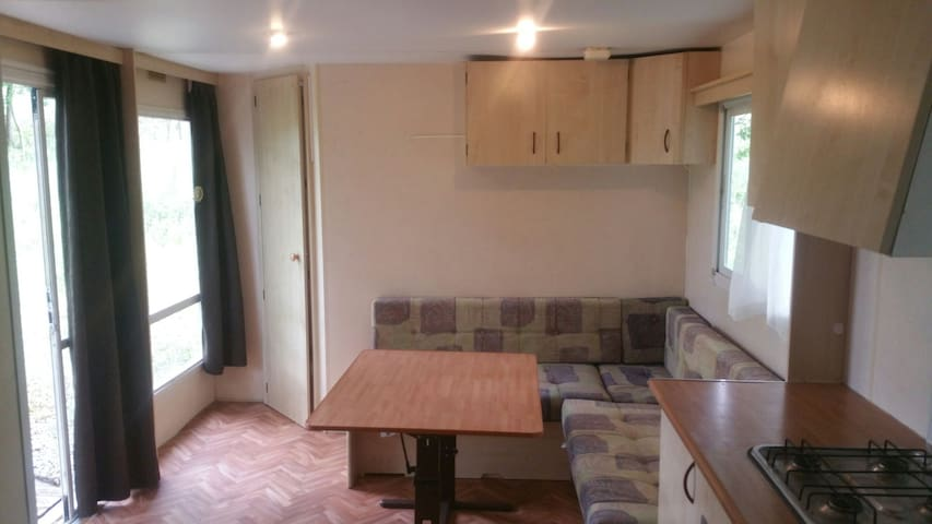 Location Mobil-home Carla-Bayle