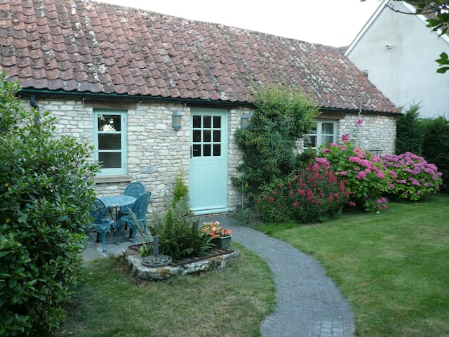 Self Contained Barn Annexe nr Bath - Wick - Apartment