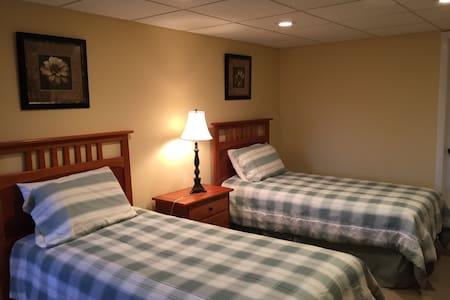 2 Twin Beds in Killington - Killington - Casa