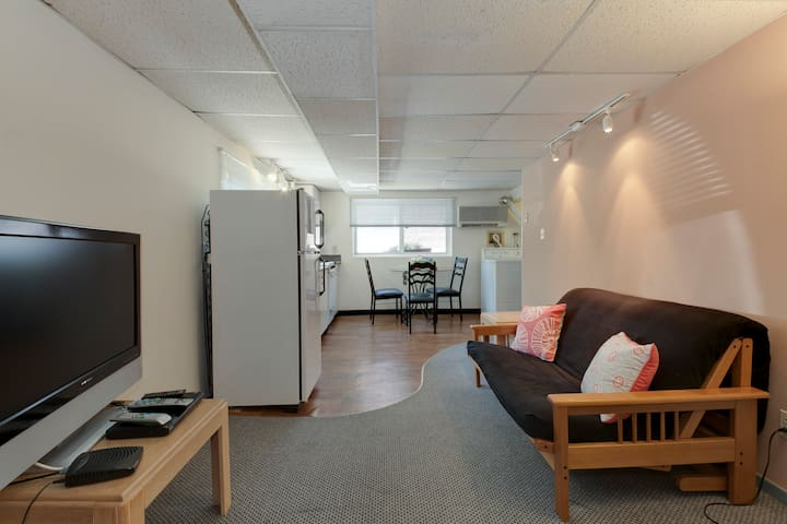 Your home away from home - Takoma Park - Apartment