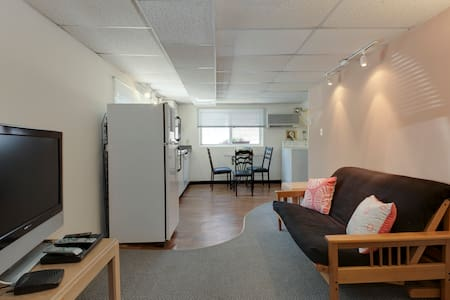 Your home away from home - Takoma Park - Wohnung