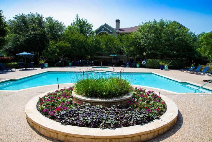 North Austin Apartment - close to Domain