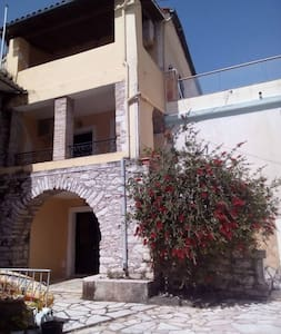 Angeliki's House/20m from beach/sea - House