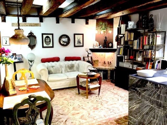 Artistic elegant cozy apartment San Marco - Venezia - Apartment