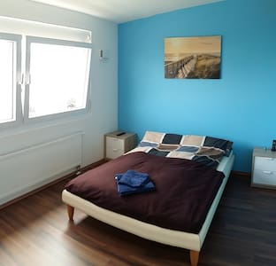 Cosy, bright room in Walldorf close to SAP + HDM - Walldorf - Dom