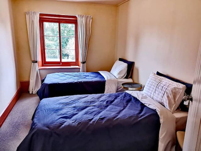 Hurunui Hotel - Twin Room