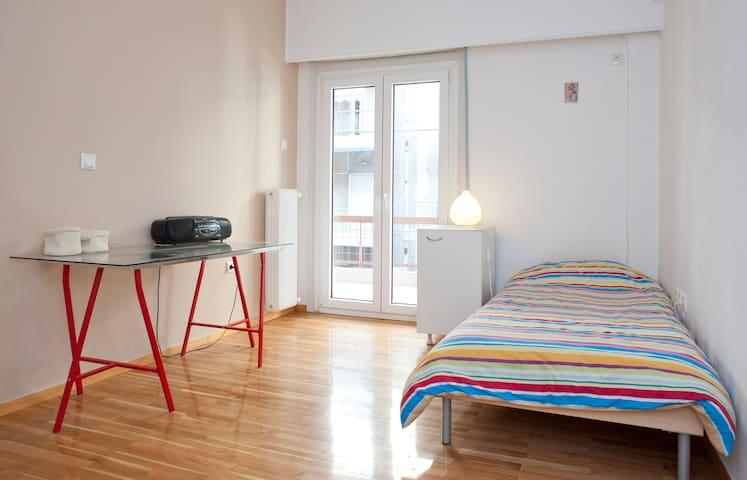 Lovely studio in Athens (Greece) - Ateny - Apartament