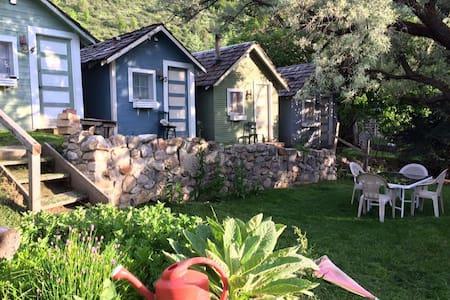 Historic Intentional community - Lava Hot Springs