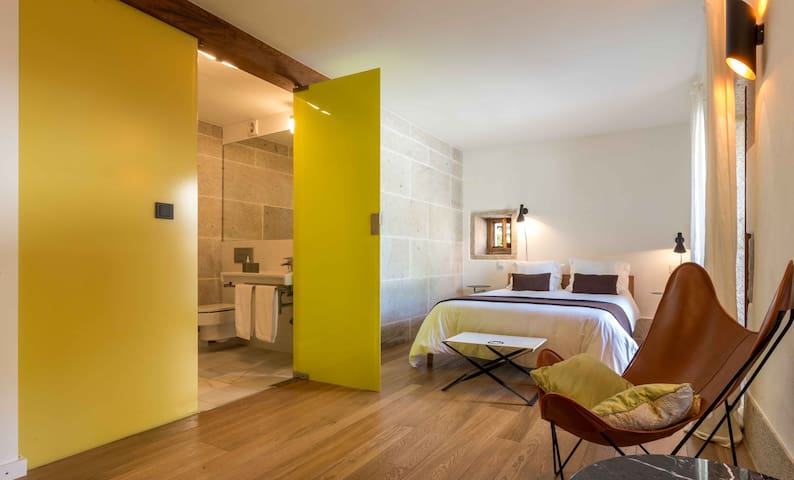 On the way to Santiago (room 5 / 7) - Padrón - Bed & Breakfast