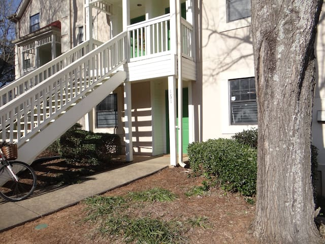 Spacious Apt. 1 Mile to Downtown Athens & UGA
