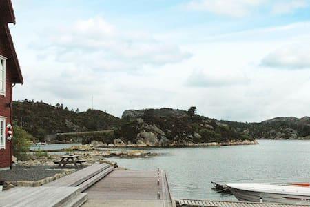 4 star holiday home in Urangsvåg