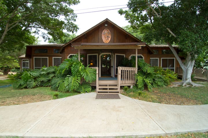 PRIVATE ROOM IN RETREAT HOUSE RM#7 - Waianae - Bed & Breakfast