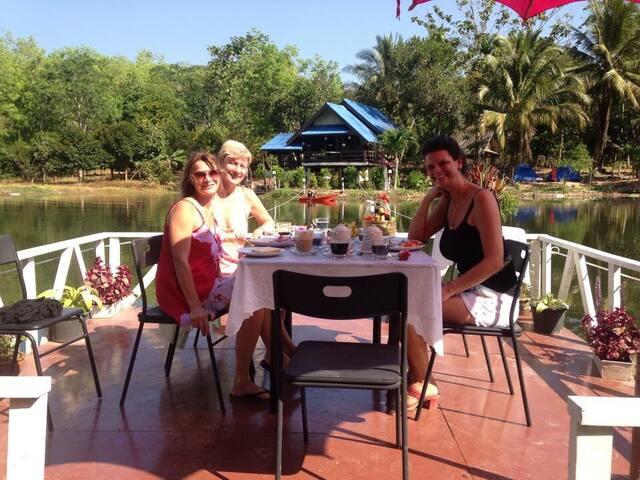 Enjoy the nature, learn the culture - Songkhla - Oda + Kahvaltı
