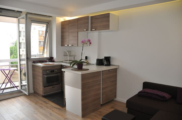 Studio Porte de Versailles - Vanves - Apartment