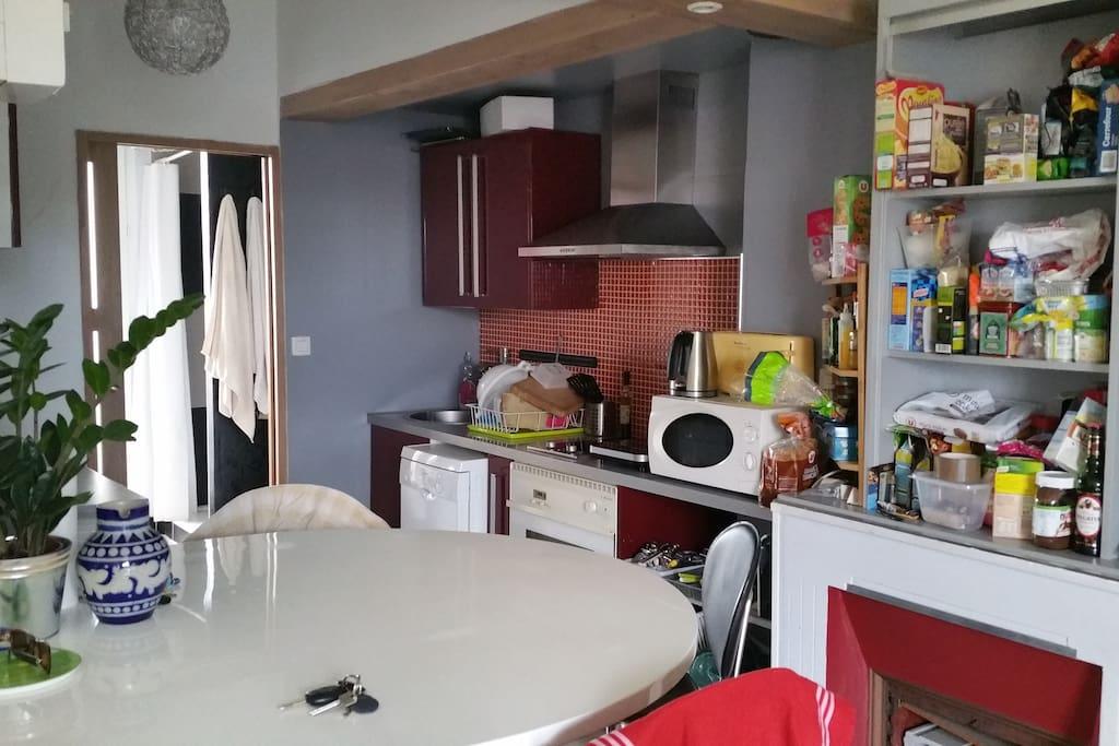 appart 39 calme et cosy centre ville appartements louer rennes bretagne france. Black Bedroom Furniture Sets. Home Design Ideas