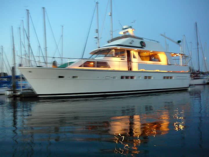 Open 12th April - Temptation II Luxury Yacht
