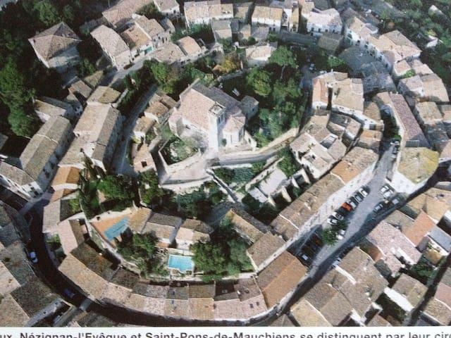 Petit appart entièrement neuf - Saint-Pons-de-Mauchiens - Apartemen
