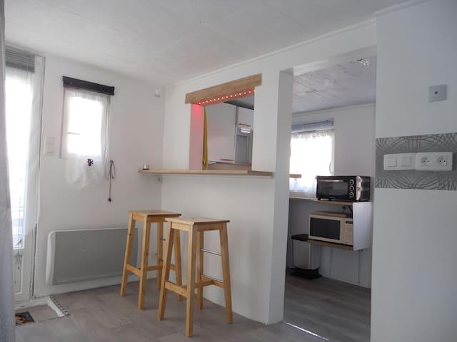Charmant studio proche centre ville - La Roche-sur-Yon - Hus