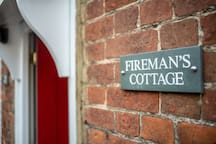 Fireman's Cottage at the old fire station