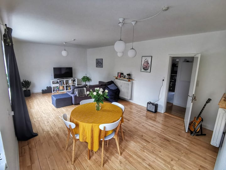 Spacious room in Vejle center