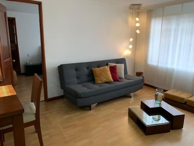 Confortable apartamento en Centro Internacional