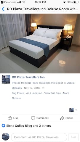 The RD Plaza Travellers Inn/Deluxe Rooms