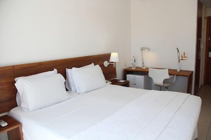 Mar Brasil Hotel (a casa de Vinicius de Moraes) - Standard