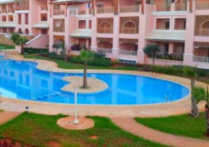 Location de vacances, Bouznika - Ben Slimane - Byt