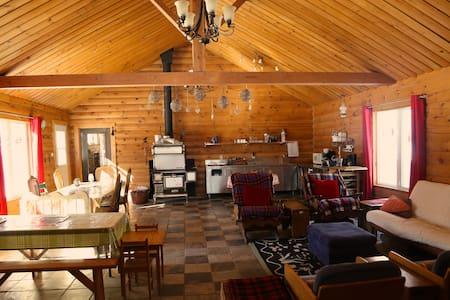 La Cabane au Canada - Saint-Paulin - Kisház