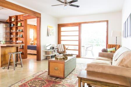 Zen Retreat in Heart of Austin