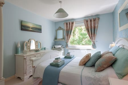 Scotland Spa B&B - Aqua Double Room - Lochailort - Oda + Kahvaltı