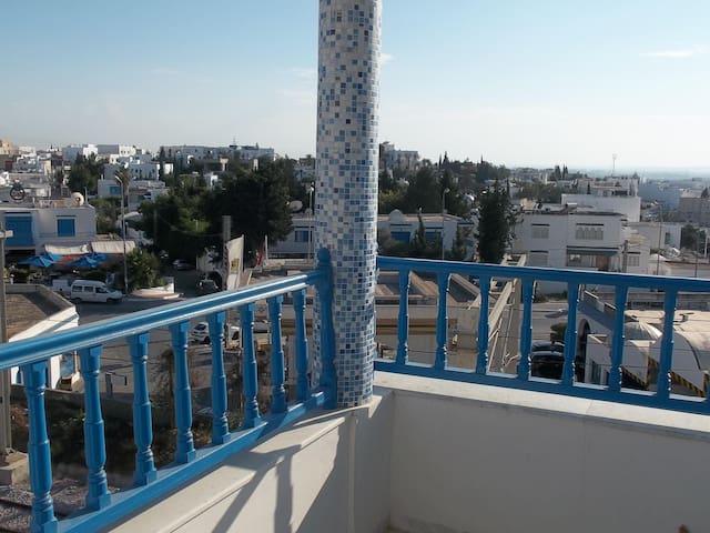 Étage de villa à sidi bousaid - Sidi bousaid