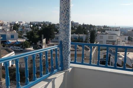 Étage de villa à sidi bousaid - Sidi bousaid  - House