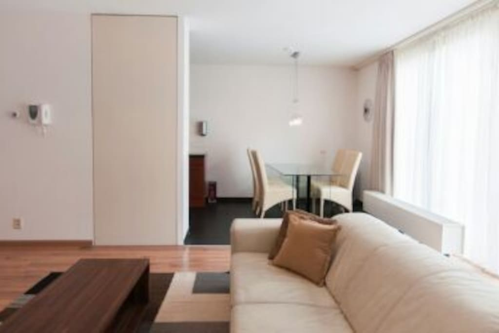 Appartment with possibility for 6 persons