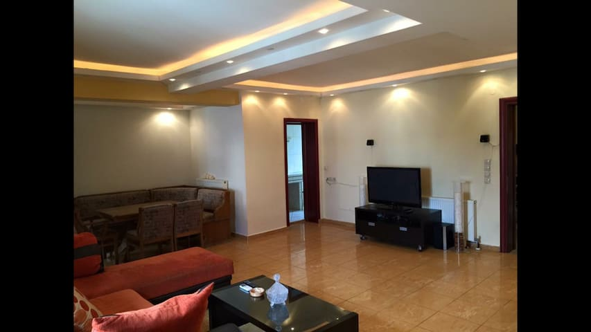 LUXURY APPARTMENT IN CENTER PARALIA - Paralia