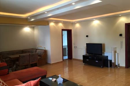 LUXURY APPARTMENT IN CENTER PARALIA - Paralia - Daire