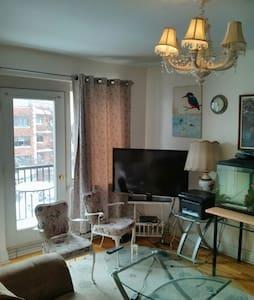 Appartement tres confort à Montréal - Mont-Royal