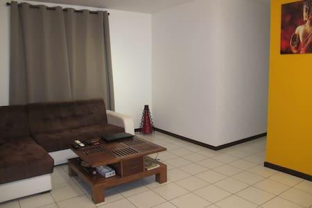 Appartement coquet avec jardin - Schœlcher - 公寓